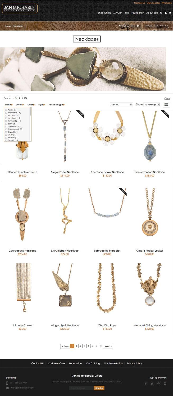 Fashion e-commerce / Category
