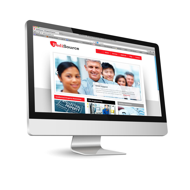 Redisource Website