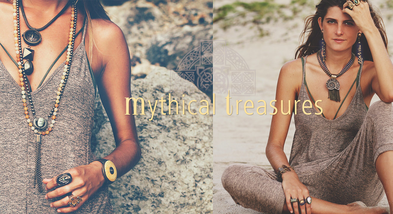 Mystical Treasures - Summer 2017