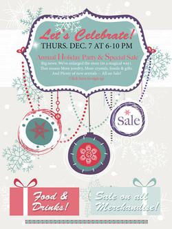 Jan Michaels Jewelry - Event Invite