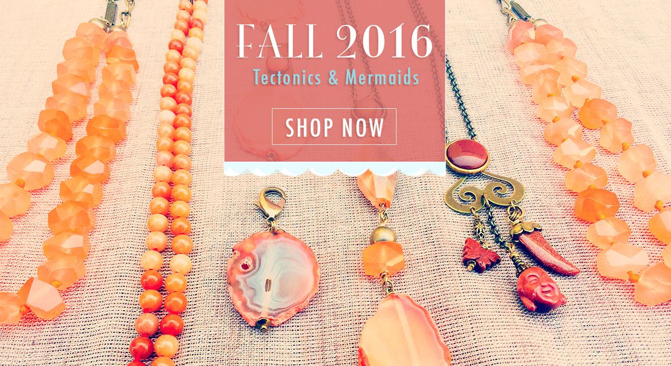 Tectonics & Mermaids - Fall 2016