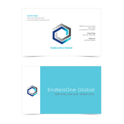 EndlessOne Global Business Card