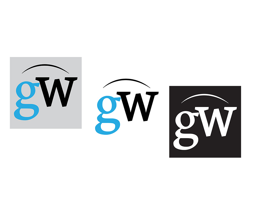GeoWord Square Logo