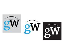 GeoWord Square Logo