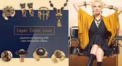 Layer Color Love - 2015 Wholesale