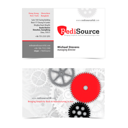 RediSource Business Card