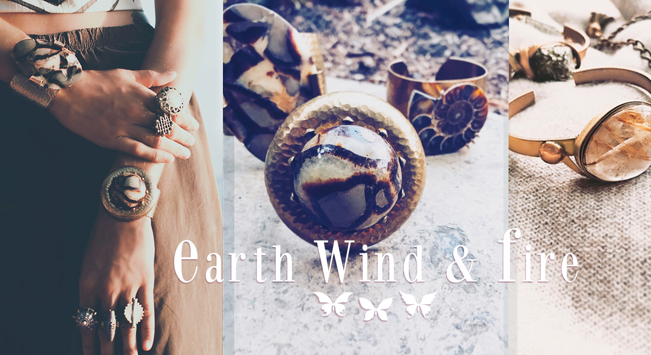Earth Wind & Fire - Fall/Winter 2017