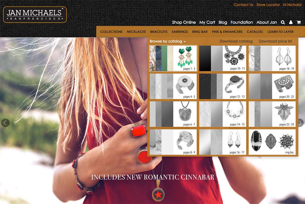 Fashion e-commerce / Wholesale