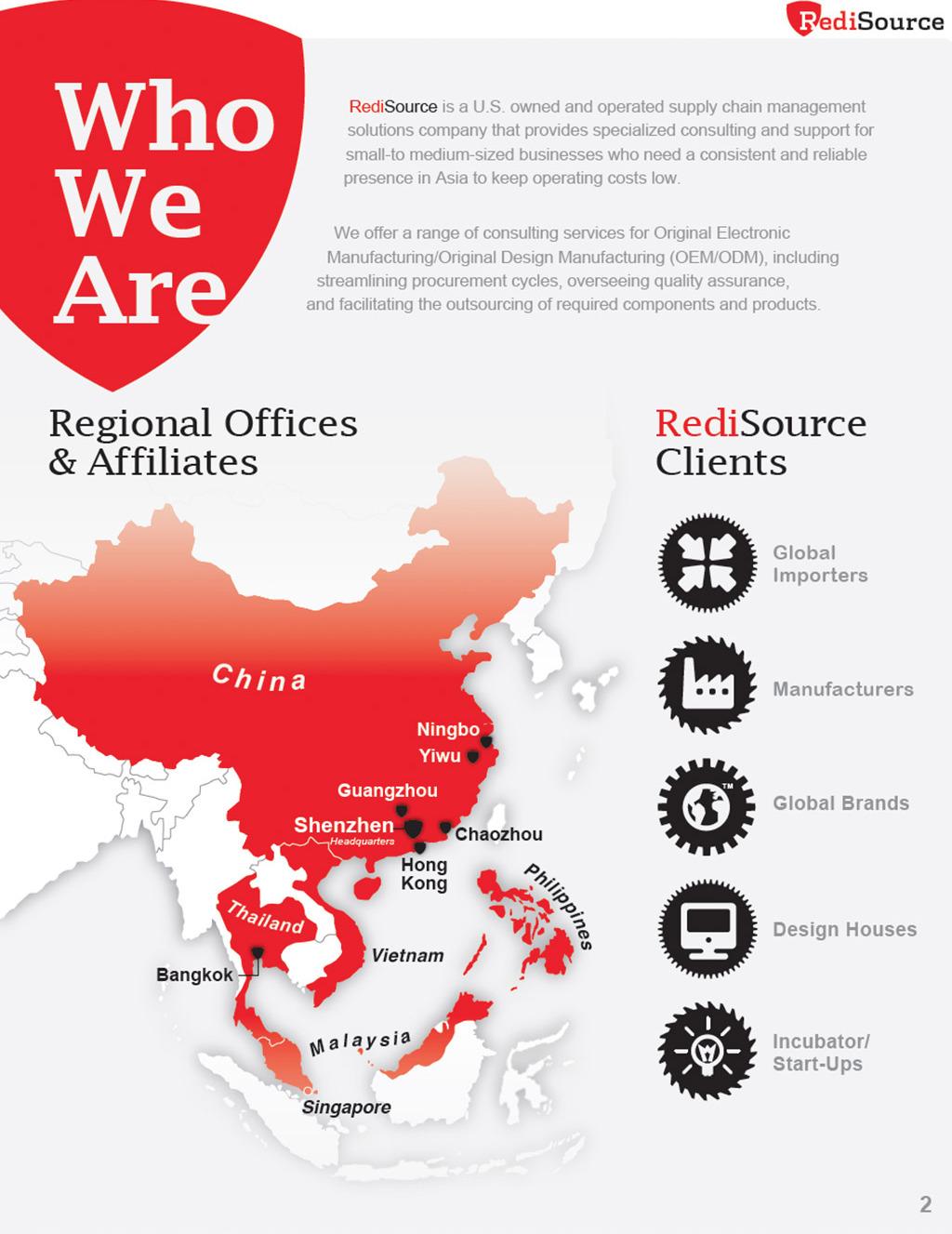 RediSource - Company Brochure