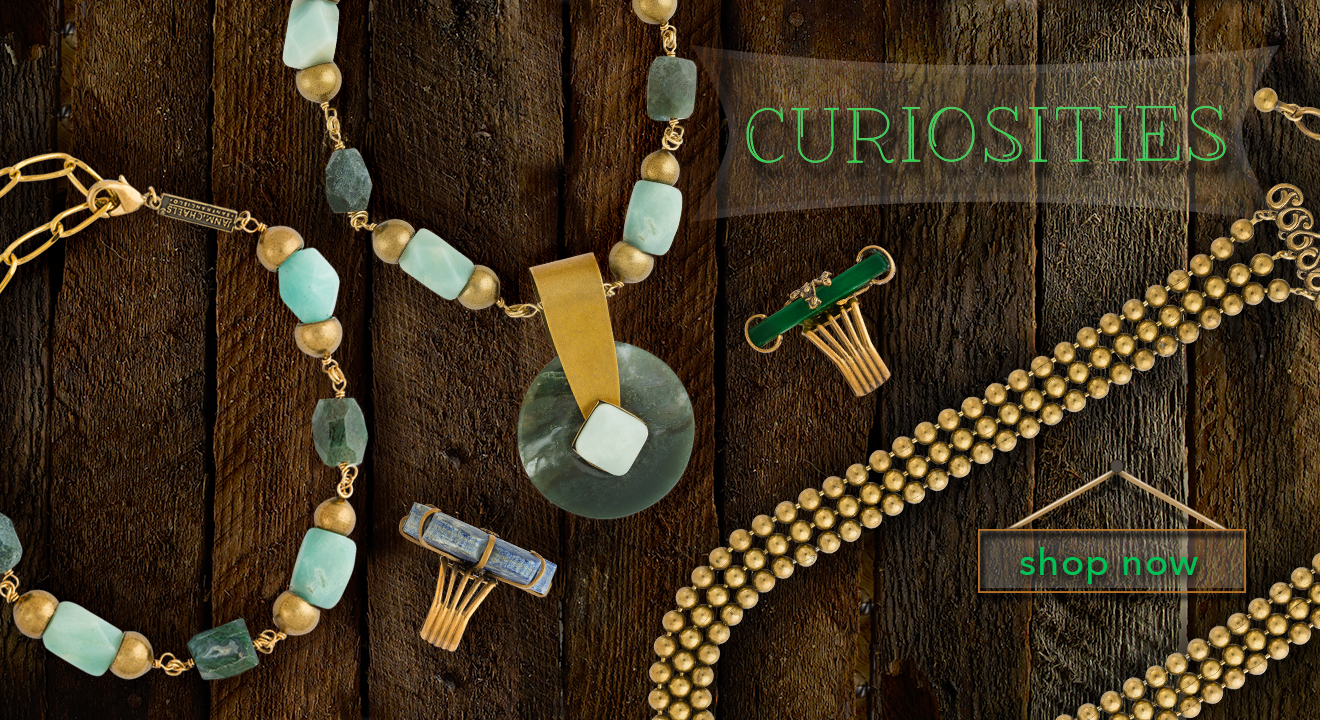 Curiosities Collection Winter 2015