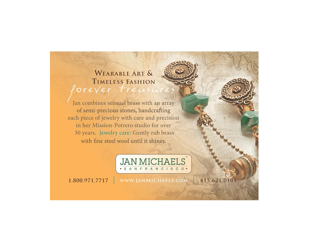 Jan Michaels Jewelry - Insert