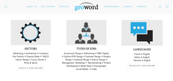 GeoWord - About Us - 2020