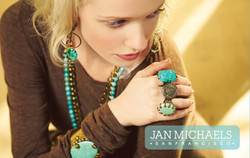 Jan Michaels Jewelry Mailer (front)
