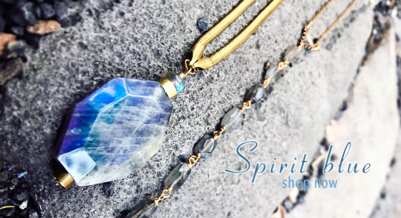 Spirit Blue - Summer/Spring 2018