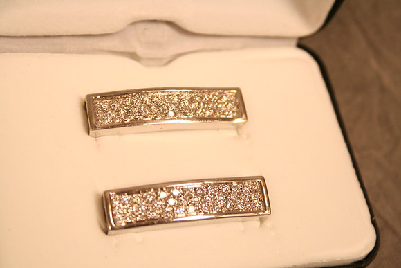 KickBars jr 14kt white gold and diamonds