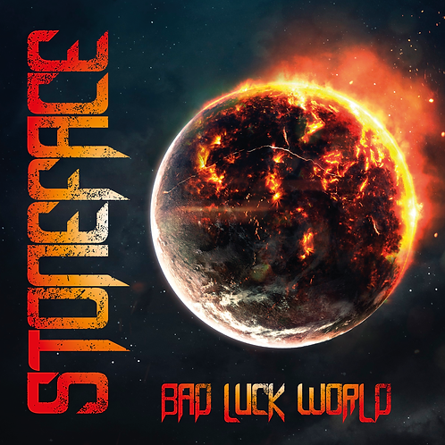 PRE-ORDER Stoneface - Bad Luck World (Double vinyl)
