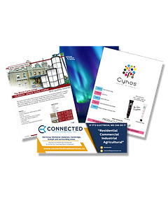 CN Creative | Magazines, catalogues, product sell sheets and printed ads
