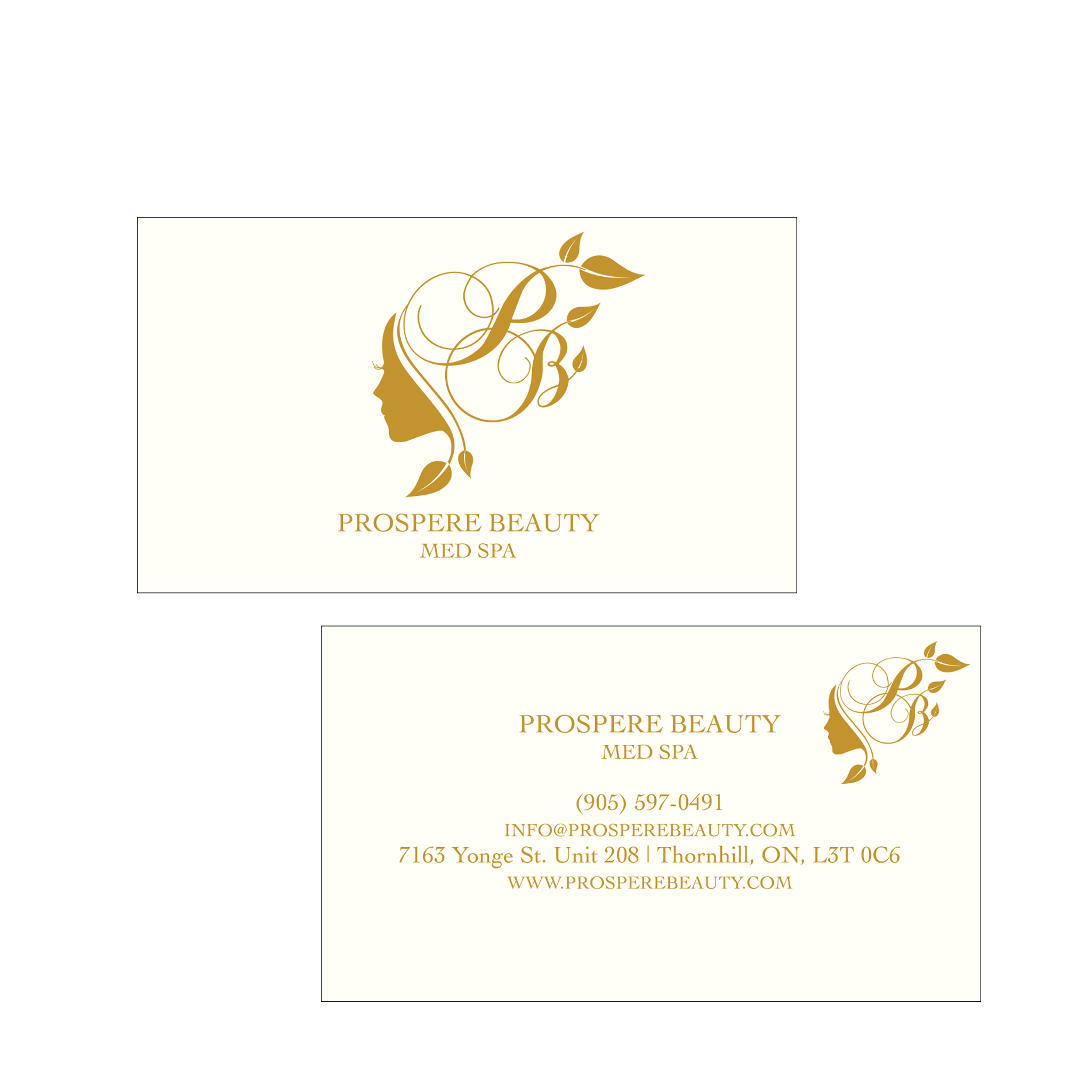Prosper Beauty Spa - CN Creative