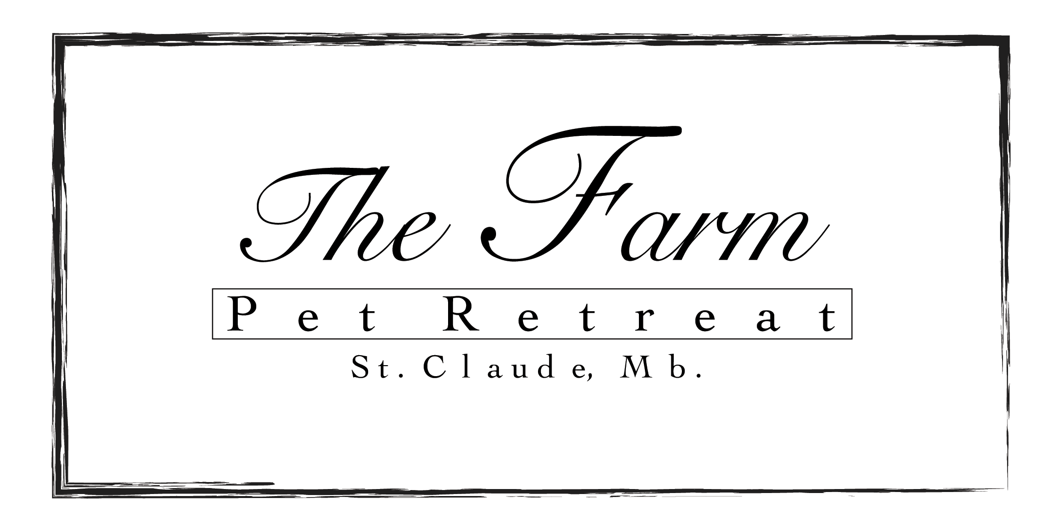 The Farm Logo - CN Creative