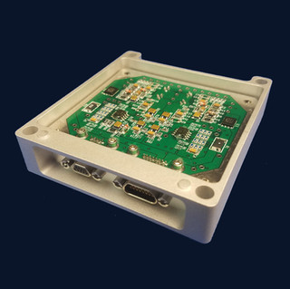 Dual Channel Resettable Fuse for Commercial Payload Sensor