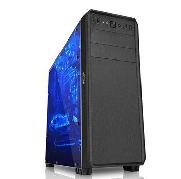 ★PUBG推奨★ NLパソコン★ゲーミングデスクトップ ★最新第7世代Core i7 7700/GTX1060搭載/SSD120/メモリDDR4-8GB/大容量