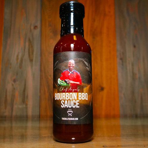 Bourbon BBQ Sauce 12oz