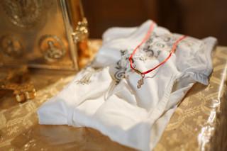 Крещение Александры