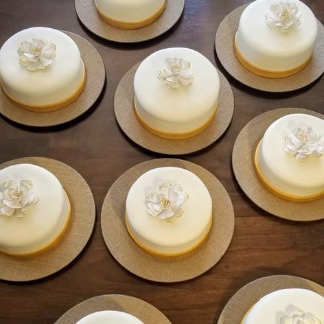 60th Anniversary Celebration Cakes