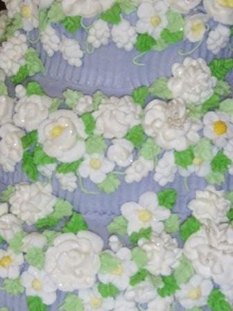 Details of Violet Cake
