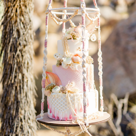 Desert Bohemian Wedding cake.jpg