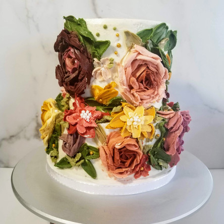 Palette Knife Buttercream Beauty