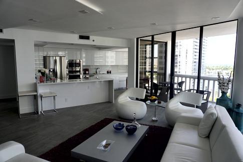 Hamptons West Unit Remodel Miami Florida