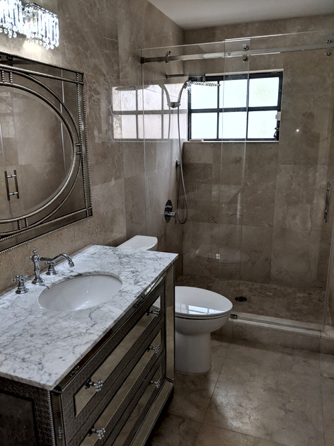 Bathroom Remodel Westchester Miami Florida