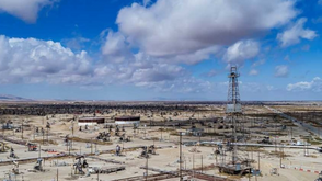 One Of The Country's Biggest Oil Fields Just Turned To An Unexpected Power Source: Solar