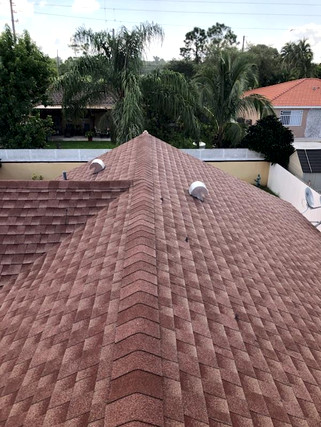 Residential Reroof Goulds Cutler Bay Miami Florida