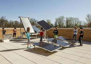 5,500 U.S. Schools Use Solar Power, And That's Growing As Costs Fall, Study Shows