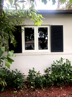 Residential Window Replacements Riviera Coral Gables Miami Florida
