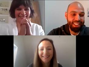 GE Online-Talk: Ein Dank an alle!