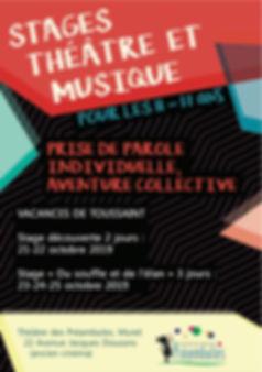 flyer_stages_2019_2020_théâtre_musique_(