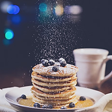 PANCAKES AND PASTRIES