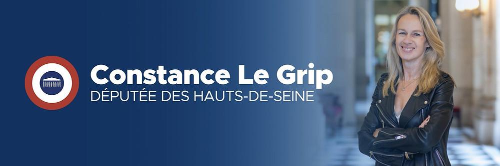 Constance Le Grip - députée