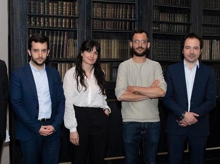 Debatte über digitale Souveränität mit den französischen Parteien während der Europawahl