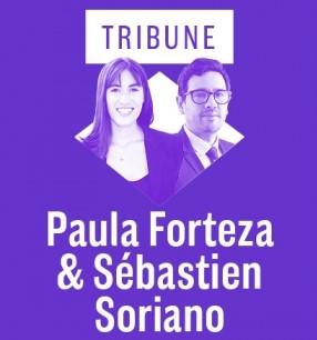 Paula Forteza & Sébastien Soriano