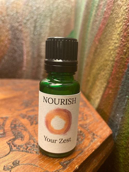 Nourish Your Zest