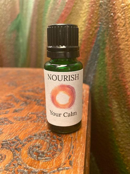 Nourish Your Calm