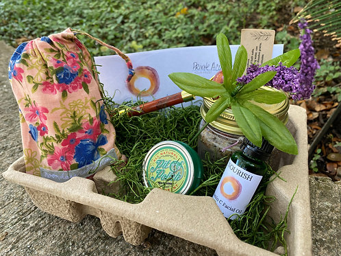 NOURISH Women's Self-Care Kit