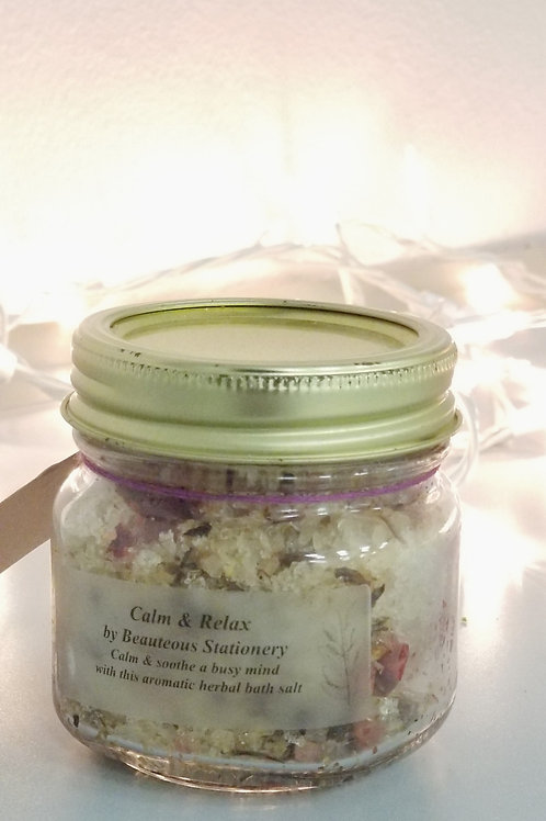 Calm & Relax - small jar