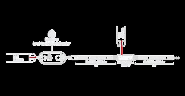 Modelo Instalação 1 - Mini Amplificador.