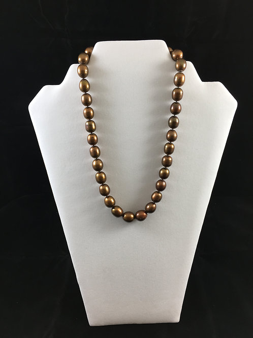 Brown Fresh Water Pearls