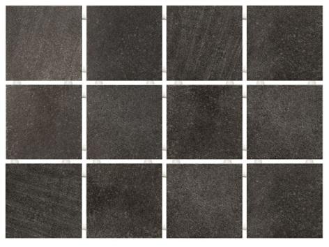 Плитка настенная черный